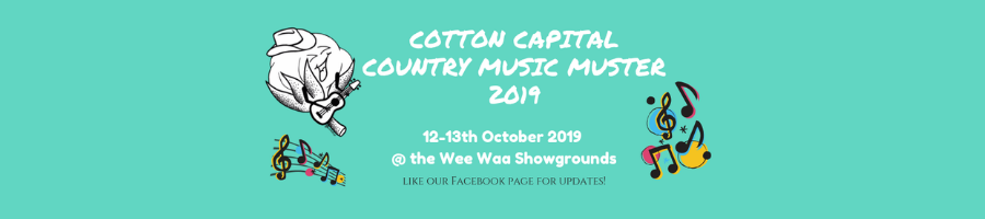 Cotton Capital Country Music Muster